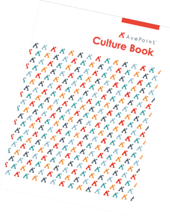 AvePoint Culture Book