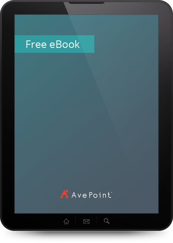 eBooks | Resources | AvePoint | AvePoint