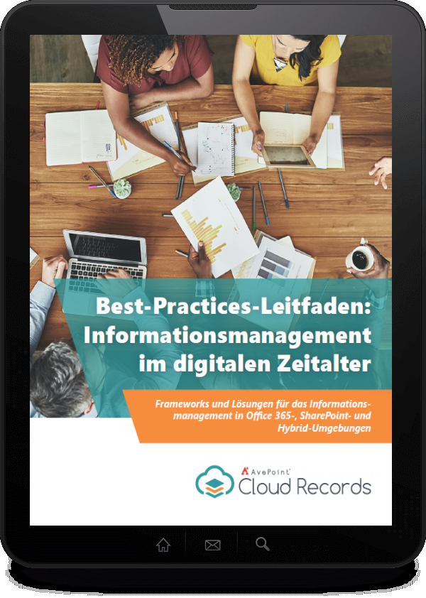 Cloud Records Ebook Dach