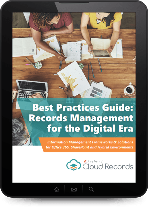 Cloud Records Ebook Tablet Graphic2