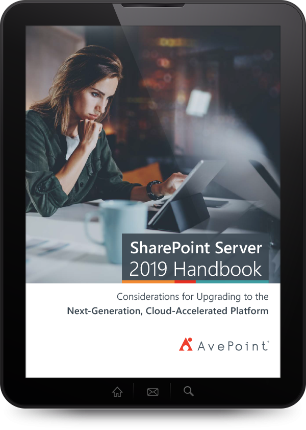 Sharepoint2019 Tablet Cover