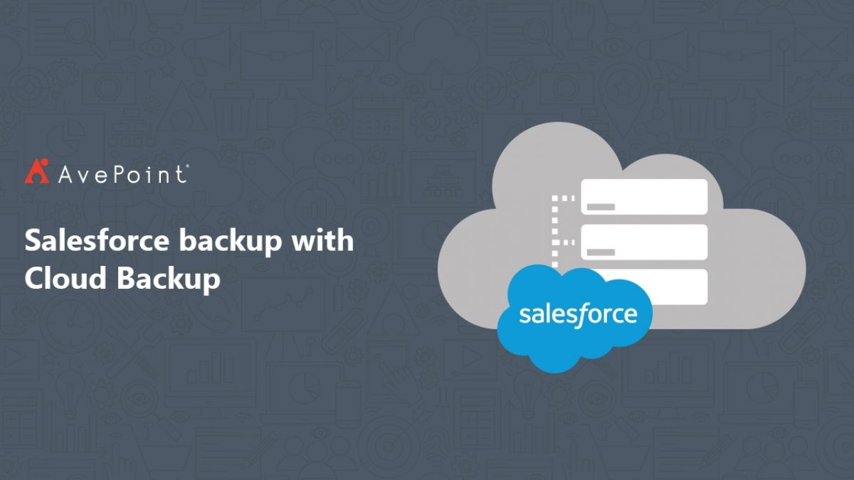 Salesforce Backup & Recovery | AvePoint