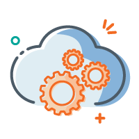 Cloud Governance Icon