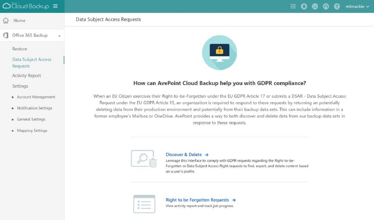 Office 365 Backup & Recovery | Singapore | AvePoint