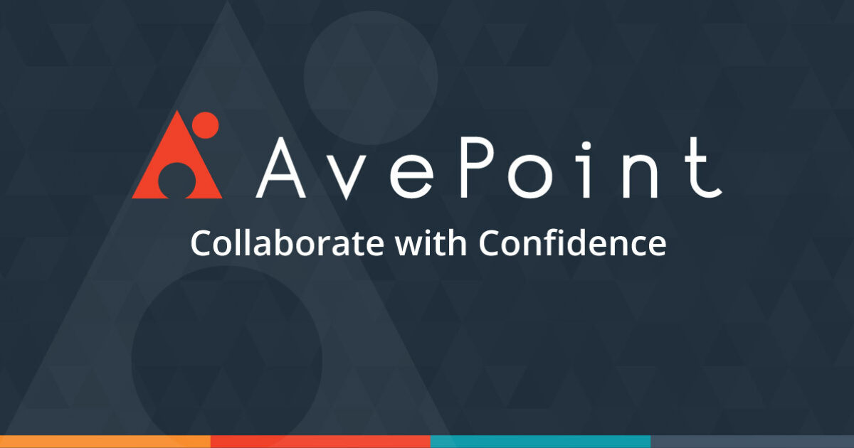 Manage, Migrate, & Protect Your SharePoint & Office 365 Data | AvePoint