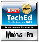 AvePoint Named Best of TechEd 2013 Winner for SharePoint Excellence