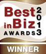 AvePoint Compliance Guardian Named a 2013 Best in Biz Awards Winner