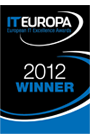 AvePoint Wins Software Vendor of the Year Award at IT Europa's European IT Excellence Awards 2012