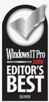 DocAve Backup and Recovery Named 2008 'Editors Best' Award Winner by Windows IT Pro Magazine