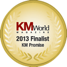 AvePoint Selected as a Finalist for the 2013 KM Promise Award