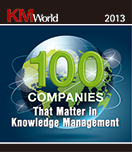 "AvePoint Named to KMWorld Magazine's ""100 Companies That Matter in Knowledge Management"" for Fourth Consecutive Year"