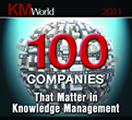 "AvePoint Named to KMWorld magazine's ""100 Companies That Matter in Knowledge Management"" for Second Straight Year"