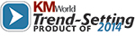 "AvePoint's DocAve 6 Platform Named a ""KMWorld 2014 Trend-Setting Product"""