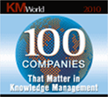 "AvePoint Named to KMWorld magazine's ""100 Companies that Matter in Knowledge Management"""