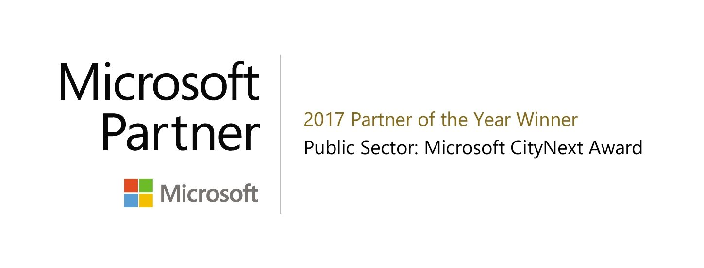 Winner Microsoft Partner 2017