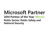 AvePoint Public Sector Named Winner of 2014 Microsoft Partner of the Year Award for Public Safety & National Security