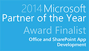 AvePoint Named a Finalist for the Microsoft Office and SharePoint App Developer Partner of the Year Award