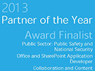 AvePoint Named Among Top Finalists for Three 2013 Microsoft Partner of the Year Awards