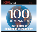 AvePoint Named to KMWorld Magazine's 100 Companies that Matter in Knowledge Management
