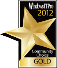AvePoint Wins Gold Medal for Best SharePoint Product from Windows IT Pro