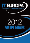 AvePoint Wins 'Software Vendor of the Year' at European IT Excellence Awards 2012