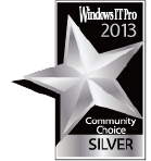 DocAve Software Platform Named 2013 Community Choice Award Winner by Windows IT Pro