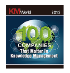 AvePoint Named to KMWorld magazine's 100 Companies that Matter in Knowledge Management for 4th Straight Year