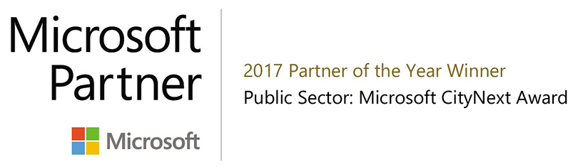Microsoft Partner of the Year 2017 winner