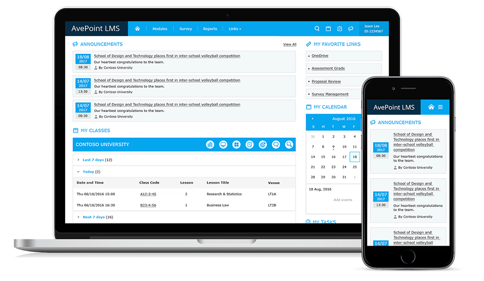 New Alternative for your Learning Management System
