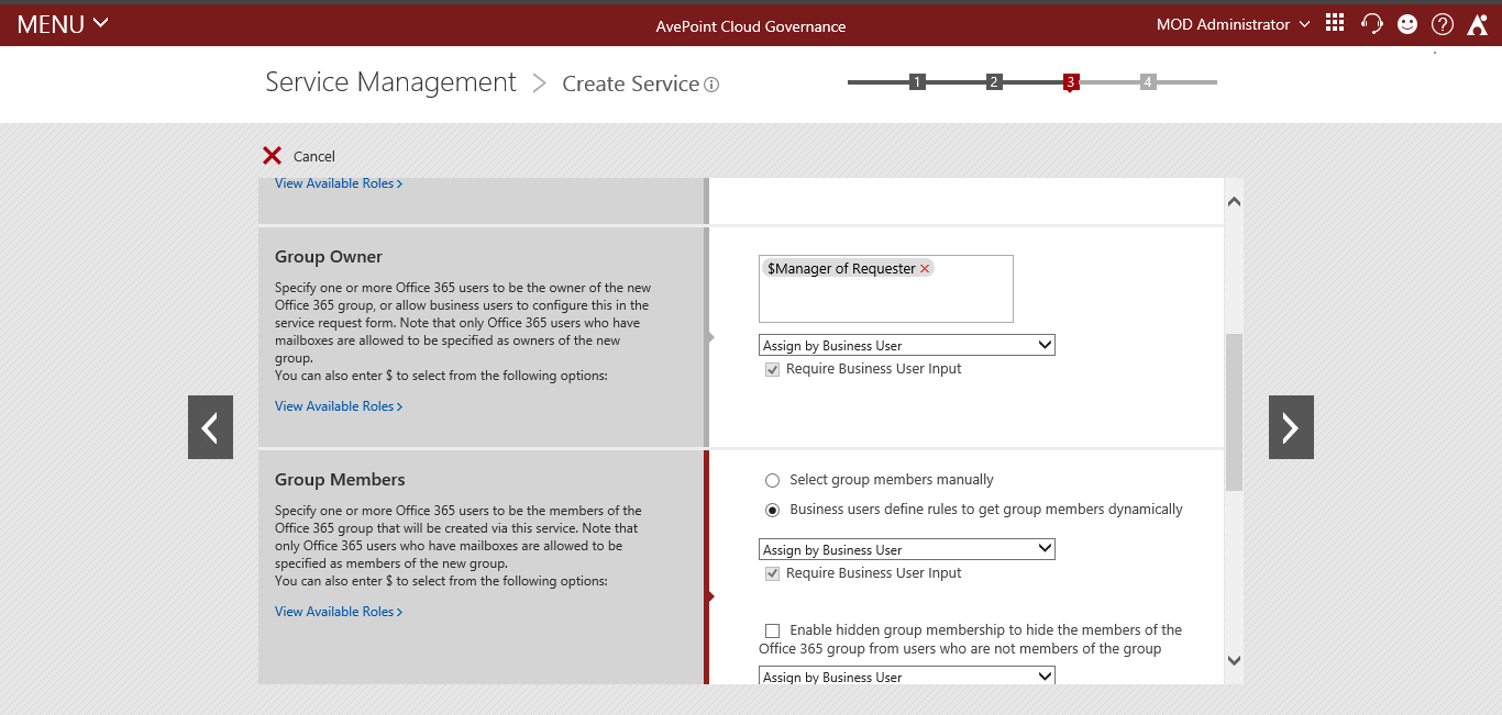 Office 365 Governance with Governance Automation Online | AvePoint