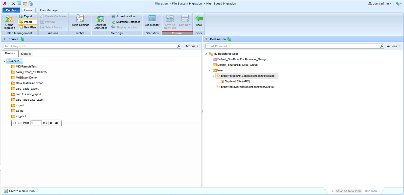 Office 365 Migration, Office 365 Migration Tools | AvePoint
