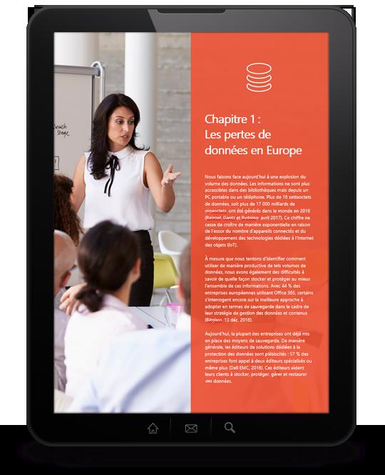 AvePoint Cloud Backup eBook