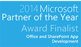 2014 Microsoft Partner of the Year